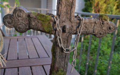 Sculpting-Projekt: Grabstein (für Spawn-Skulptur)
