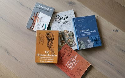 Bücher und Literatur zum Thema Sculpting und Modellierung mit Clay
