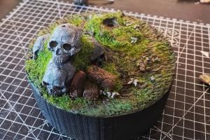 Diorama bauen und modellieren